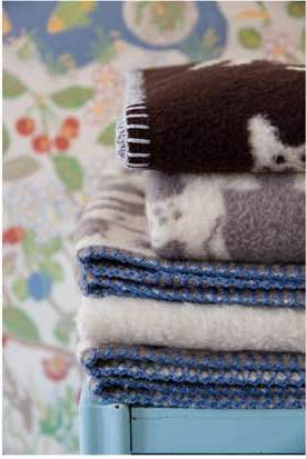 Blankets from Fairytale Forest collection