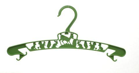 green hanger Hookie junior