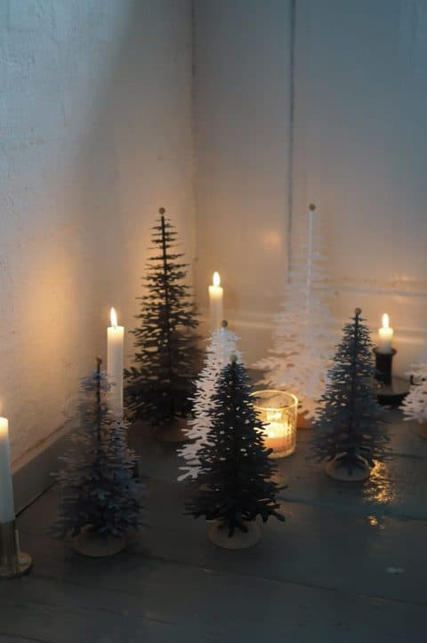 nordic christmas decor diy kits inspo