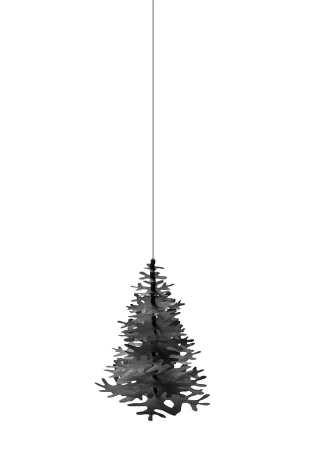 Nordic Fir Tree 3d Kit Black Small