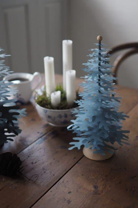 Scandinavian Christmas decoration inspo