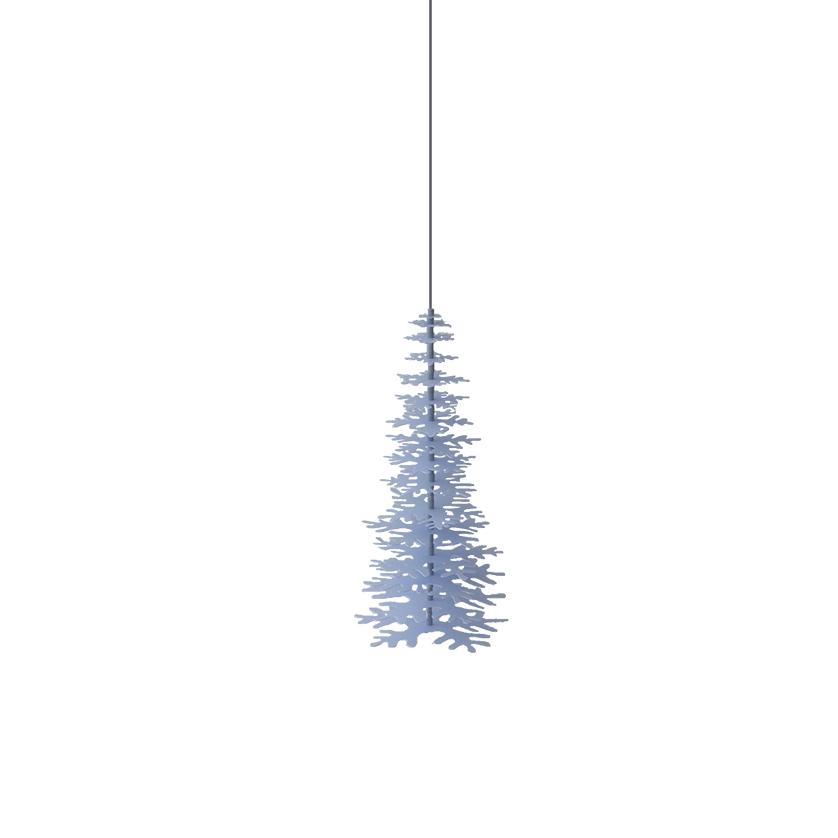 light-blue-metallic-paper-Christmas-tree-easy-to-make-christmas-decoration