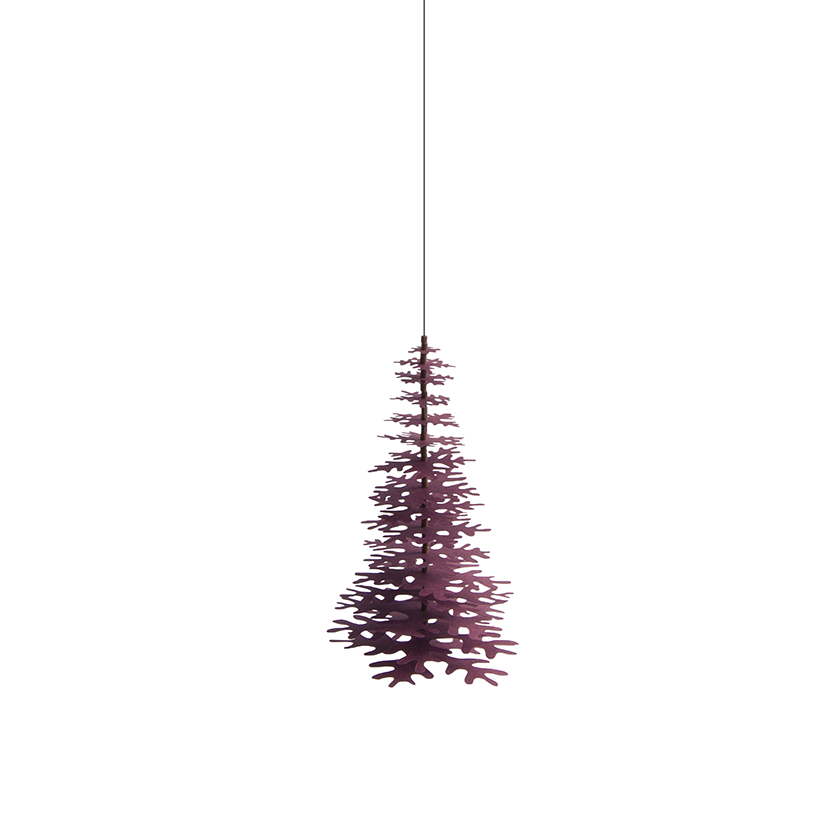 Minimalist-Christmas-Tree-claret-red-Paper-paper-decoration-kit-medium
